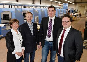 Novaprint ist EMAS zertifiert