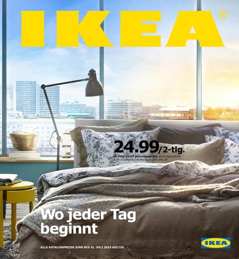 der ikea katalog das weltweit gr te druckprodukt bagel gruppe. Black Bedroom Furniture Sets. Home Design Ideas