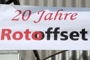 20 Jahre Bagel Roto-Offset